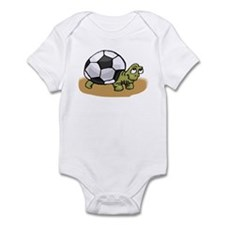 soccer turtle Body Suit