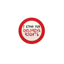 Children's Rights Mini Button (10 pack)