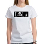 I Hate L.A. Women's T-Shirt