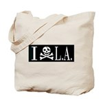 I Hate L.A. Tote Bag