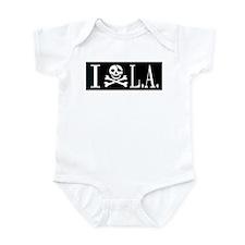 I Hate L.A. Infant Bodysuit