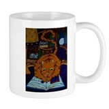 The Wizard's Cat Small Mug