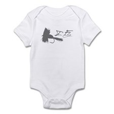 I Fly Fish Onesie