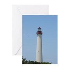 Cape May Lighthouse Greeting Cards (Pk of 10)