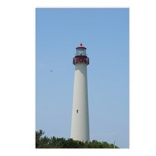 Cape May Lighthouse Postcards (Package of 8)