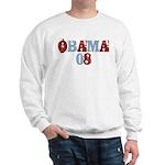 OBAMA 08 Sweatshirt