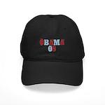 OBAMA 08 Black Cap