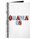OBAMA 08 Journal