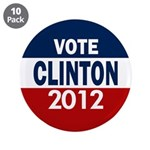 Vote Clinton 2012 3.5