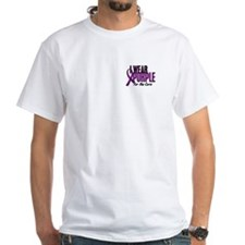 I Wear Purple For The Cure 10 Shirt
