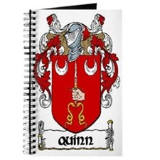 Quinn Coat of Arms Journal