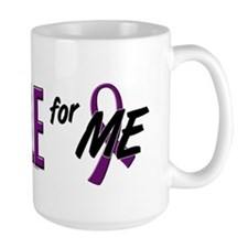 I Wear Purple For ME 10 Mug