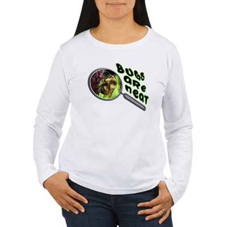 Bugs Are Neat Women's Long Sleeve T-Shirt
