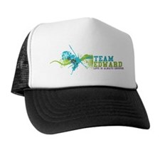 Team Edward (Love is Always E Trucker Hat