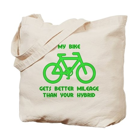 My Bike / Your Hybrid Tote Bag