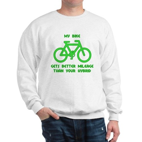 My Bike / Your Hybrid Sweatshirt
