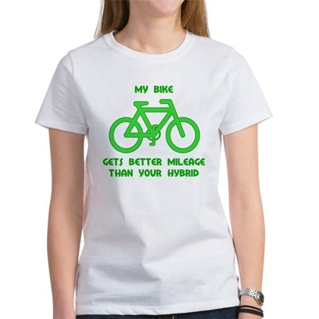 My Bike / Your Hybrid Women's T-Shirt