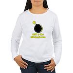 CBT is the Michenbaum Women's Long Sleeve T-Shirt