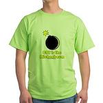 CBT is the Michenbaum Green T-Shirt