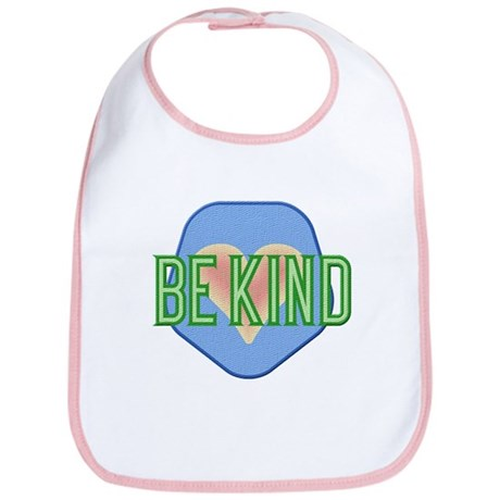 Be Kind Patch Bib