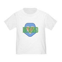 Be Kind Patch Toddler T-Shirt