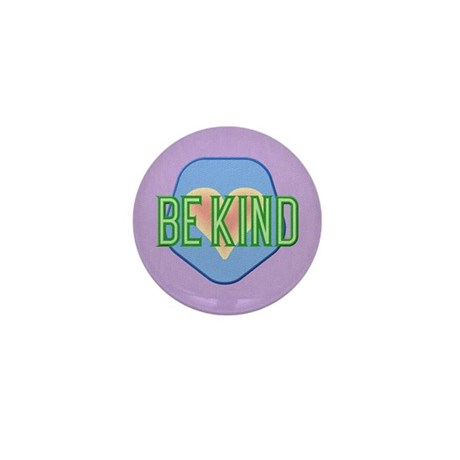 Be Kind Patch Mini Button (10 pack)