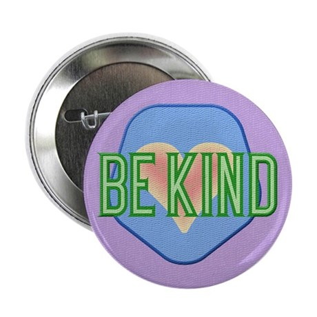 "Be Kind Patch 2.25"" Button (100 pack)"