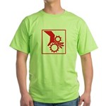 Machinery Green T-Shirt