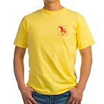 Machinery Yellow T-Shirt