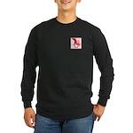 Machinery Long Sleeve Dark T-Shirt
