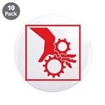 """Machinery 3.5"""" Button (10 pack)"""