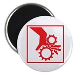 """Machinery 2.25"""" Magnet (10 pack)"""