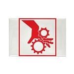 Machinery Rectangle Magnet (10 pack)