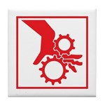 Machinery Tile Coaster