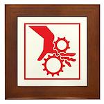 Machinery Framed Tile