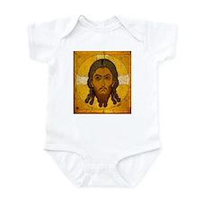 Christos Acheiropoietos Infant Bodysuit
