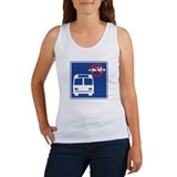 Don't Drive: Take the Bus Women's Tank Top