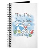Grandma Baby Boy Journal