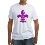 FLEUR DE LI Fitted T-Shirt