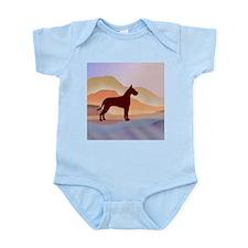 Mountain Mirage Great Dane Infant Bodysuit