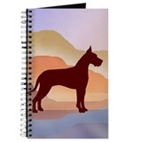 Mountain Mirage Great Dane Journal