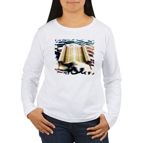 Torah's Song Women's Long Sleeve T-Shirt