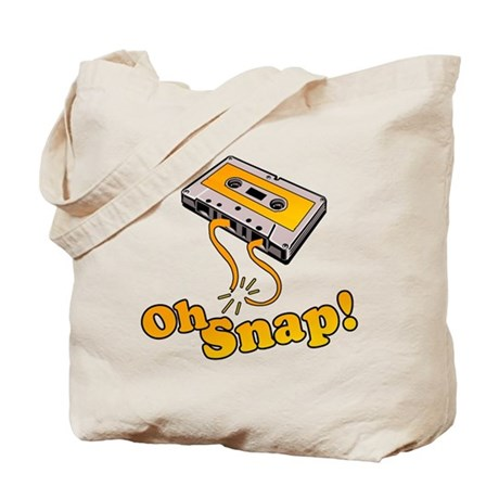 Oh Snap! Tote Bag