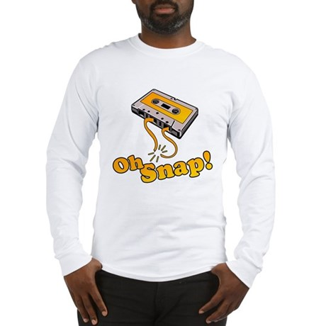 Oh Snap! Long Sleeve T-Shirt