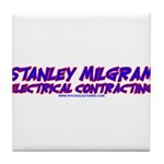 Milgram Electrical Contractor Tile Coaster