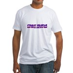 Milgram Electrical Contractor Fitted T-Shirt