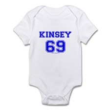 Kinsey Jersey Infant Bodysuit