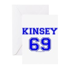 Kinsey Jersey Greeting Cards (Pk of 20)