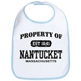 Property of Nantucket Bib