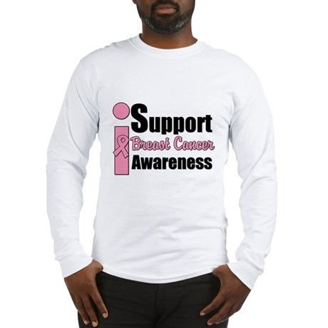 I Support BCA Long Sleeve T-Shirt